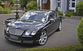Bentley Continental Flying Spur Rent Victoria