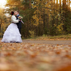 Wedding photographer Anna Zavodchikova (foxphoto). Photo of 15.10.2016