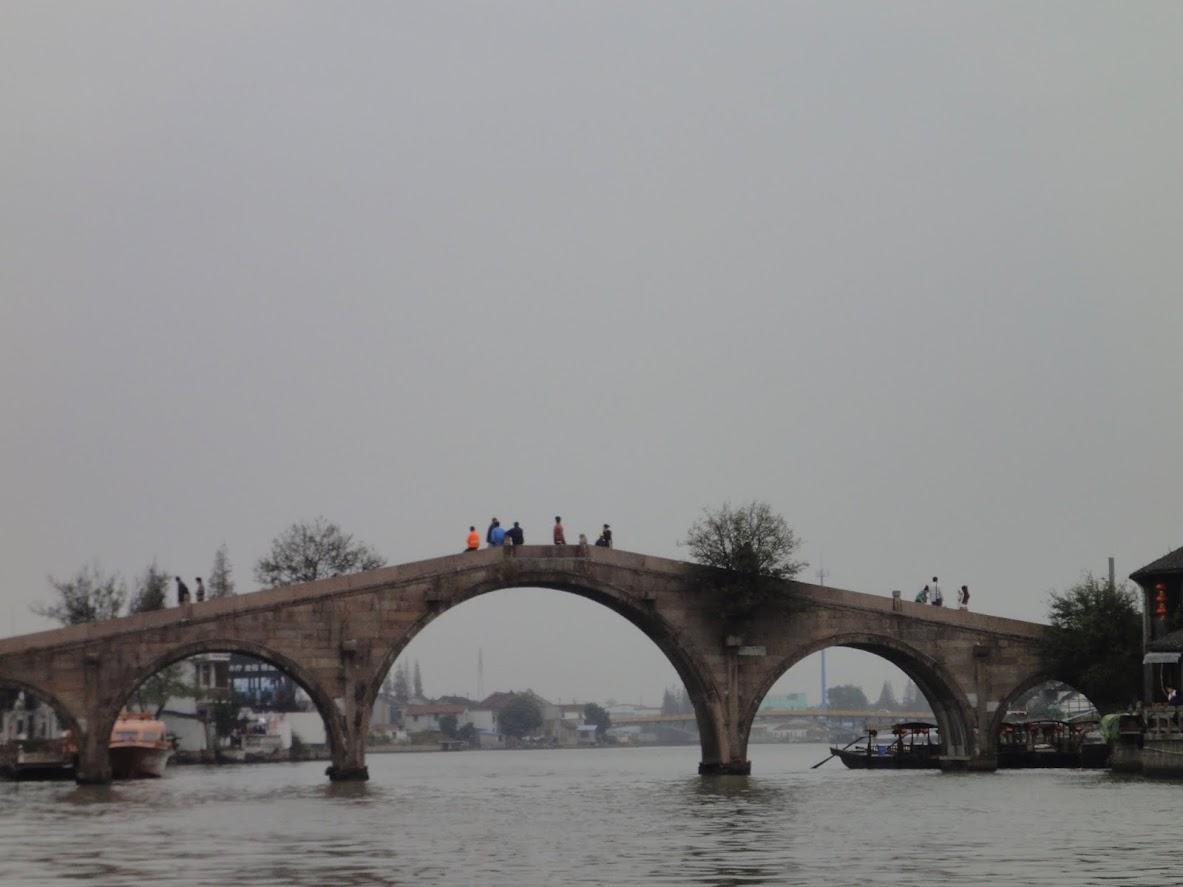 Pont Fangsheng Qia à Zhujiajiao