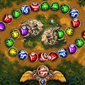 Marble Duel-match 3 spheres & PvP spells duel game icon