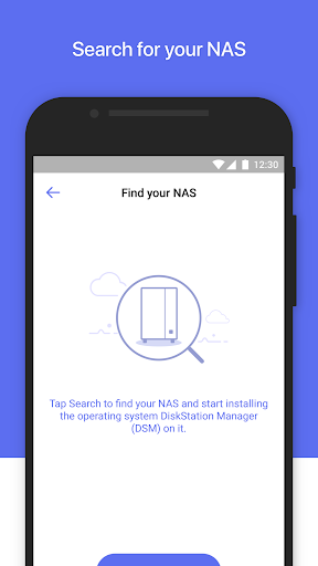 DS finder screenshot 1