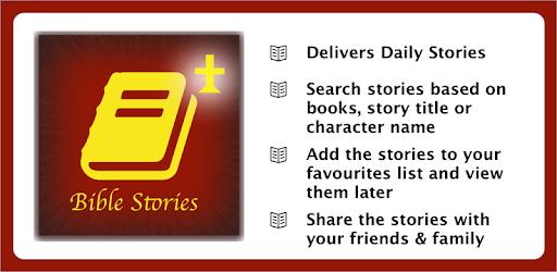 Bible Stories Daily - Izinhlelo zokusebenza ku-Google Play