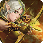 Forge of Glory: Match3 MMORPG & Action Puzzle Game icon