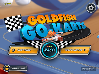 goldfish go karts hack cheats