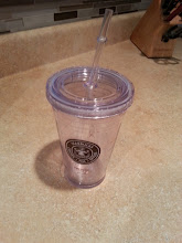 Photo: This is the Day 3 #soylentpioneer cup I used to pre made #soylent in and refrigerated overnight. I do NOT recommend straws  Soylent v1.4 Buy: http://soylent.me/ Writeup: http://amazonv.dreamwidth.org/39545.html Project Tag: http://amazonv.dreamwidth.org/tag/soylent Spreadsheet: https://docs.google.com/spreadsheets/d/1c_ceOFR7S_4qUiVcEG3ykQiSRpuc13PnmcraBwklDWg/edit#gid=0