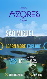 Visitazores- screenshot thumbnail
