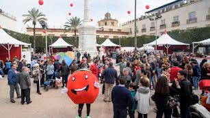 Miles de personas han pasado por la Plaza Vieja.