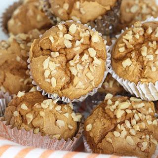 Skinny Pumpkin Spice Muffins.
