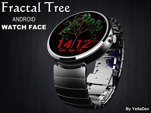 Fractal Tree WatchFace
