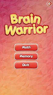Brain Warrior - náhled