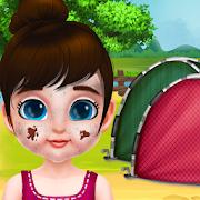 Summer Camp Adventure Activities Fun Games
