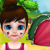 Summer Camp Adventure Activities Fun Games Android APK Download Free By The Game Theory