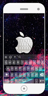 Keyboard For IPhone X 2018 - náhled