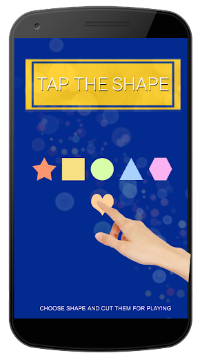 Tap The Shape