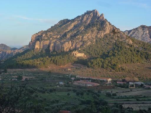 Muntanya de Santa Bàrbara