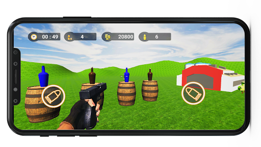 Télécharger Bottle Shooter 3D Expert : Best Shooter Game mod apk screenshots 1