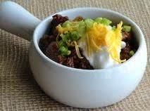 Mole Firehouse Chili Con Carne Recipe