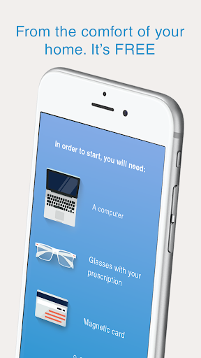 GlassesUSA.com Prescription Scanner 1.0.454 screenshots 2