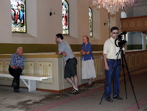 Photo: Kaip jau minėjome, Latvijoje dauguma bažnyčių neveikiančios, jos stūkso užrakintos, o saugomos ir prižiūrimos kaip muziejai. Tik kartą per mėnesį, ar dar rečiau bažnyčiose vyksta religinės apeigos.