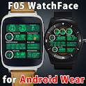 F05 WatchFace for Android Wear icon