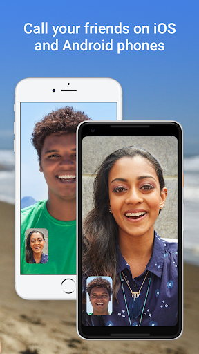Google Duo - High Quality Video Calls 51.1.243167350.DR51_RC09 screenshots 2