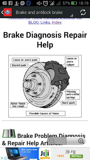 CAR PROBLEMS AND REPAIRS  screenshots 3
