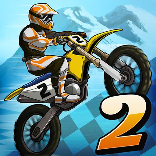 Mad Skills Motocross 2 – APK MOD HACK – Dinheiro Infinito
