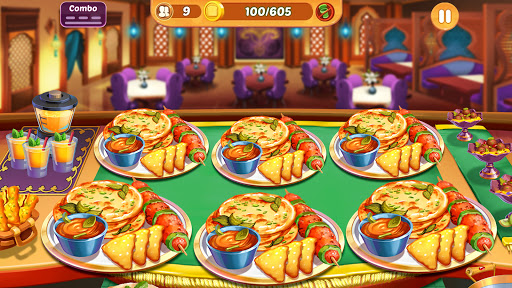 Cooking Crush: New Free Cooking Games Madness 1.2.3 de.gamequotes.net 3