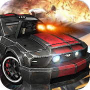 Death Race 2019:Car Shooting,Car Racing Game