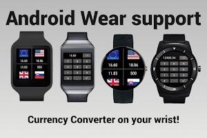 Screenshot of Currency converter plus