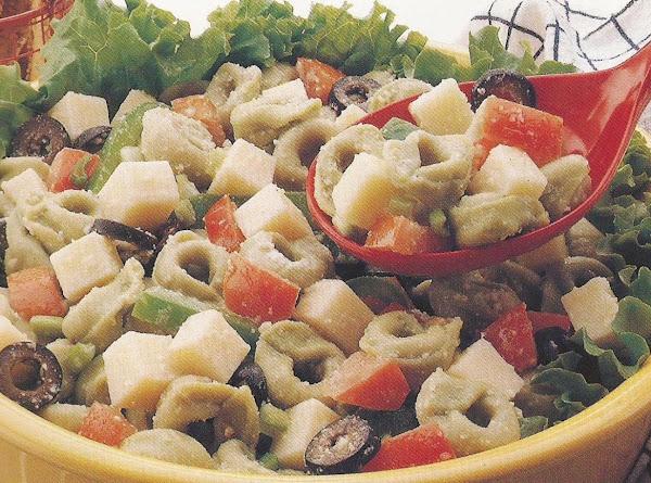 Italian Tortellini Salad Recipe