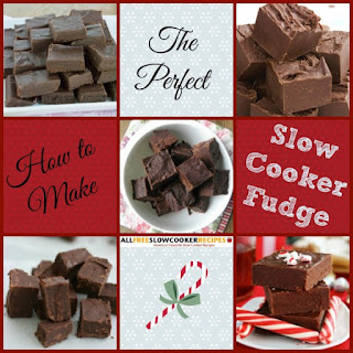 The Perfect Slow Cooker Fudge in 5 Easy Steps