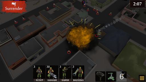 Humans vs Zombies Apocalypse 1.1.2 screenshots 2