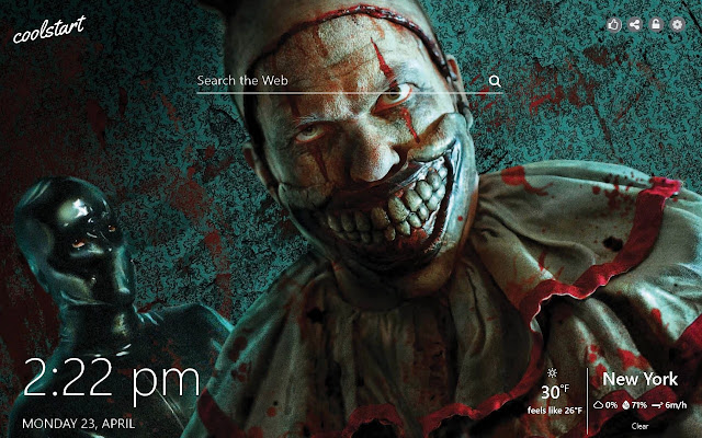 American Horror Story HD Wallpapers Theme