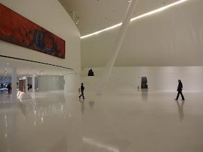 Photo: Museo Soumaya - uvnitř celý v bílym