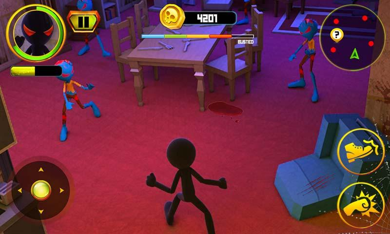 Haunted Hotel Shadow Escape 3D- screenshot