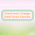Cherif LY ak Orange icon