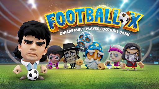 Football X – Online Multiplayer Football Game 1.6.2 screenshots 1