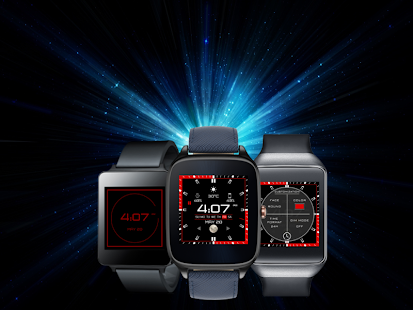 Glance Watch Face screenshot