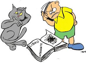Photo: Libro intrigante