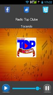 Rádio Top Clube - náhled