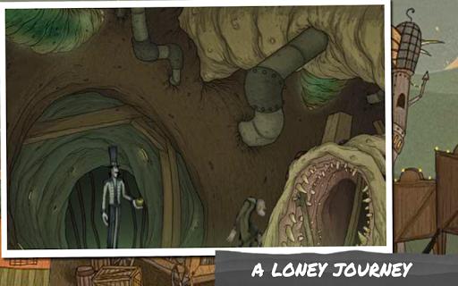 Lost Winds:Journey To Machinarium  captures d'écran 4