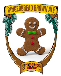 Logo of Schmohz Gingerbread Brown