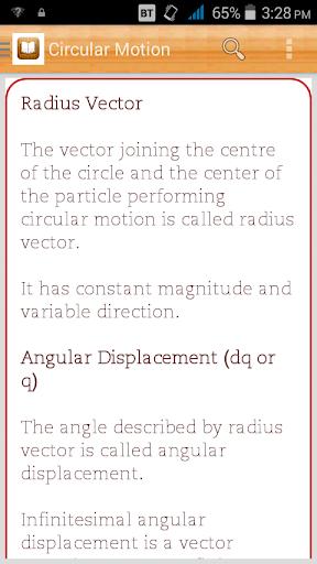 Saransh Circular Motion