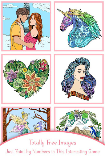 Color by Number - New Coloring Book 8.0 androidappsheaven.com 2