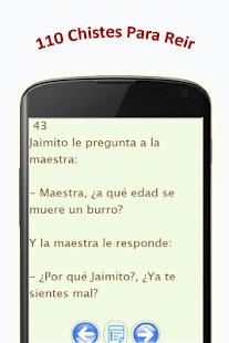 110 Chistes Chidos de Jaimito - náhled