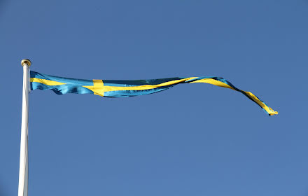 Sweden Cross Pennant