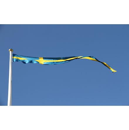 Sweden Cross Pennant