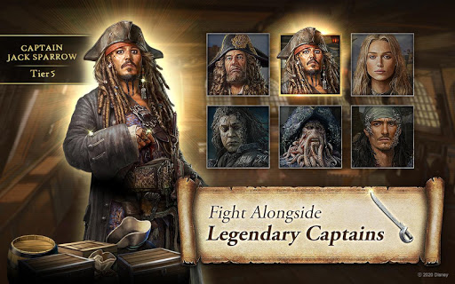 Pirates of the Caribbean: ToW 1.0.145 screenshots 2