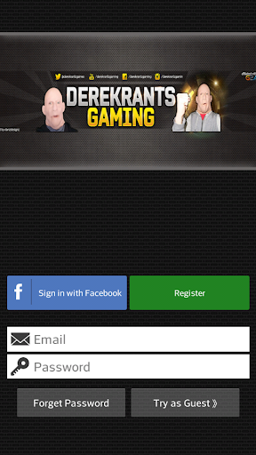 Derek Rants Gaming